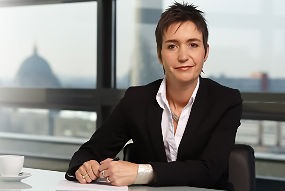 Rechtsanwältin Ruth Stefanie Breuer